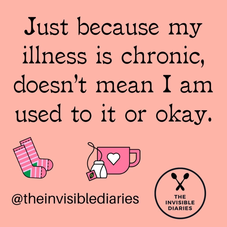 I Thought I Was Lazy Invisible Day To >> Invisible Illness The Mighty